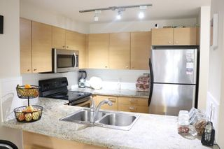 """Photo 3: 203 6815 188 Street in Surrey: Clayton Condo for sale in """"COMPASS"""" (Cloverdale)  : MLS®# R2421631"""