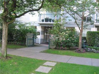 Photo 1: 110 1928 NELSON Street in Vancouver: West End VW Condo for sale (Vancouver West)  : MLS®# V850548