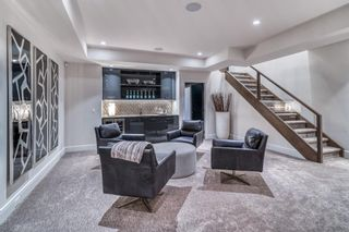 Photo 20: 208 Elveden Court SW in Calgary: Springbank Hill Semi Detached for sale : MLS®# A1126207
