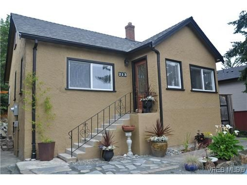 Main Photo: 213 Helmcken Rd in VICTORIA: VR View Royal House for sale (View Royal)  : MLS®# 614104