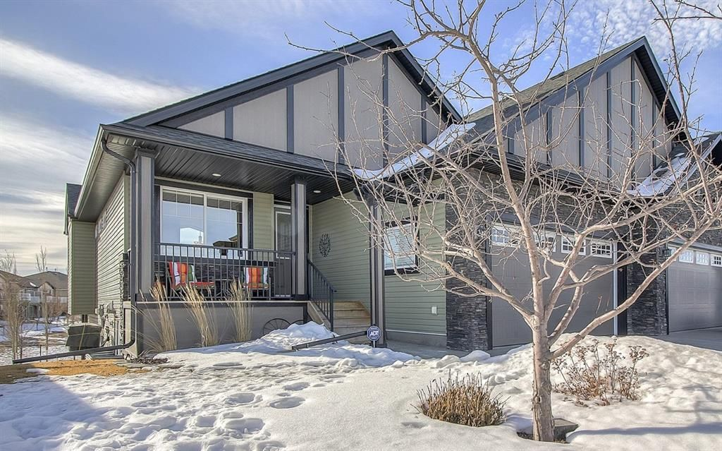 Main Photo: 1917 High Park Circle NW: High River Semi Detached for sale : MLS®# A1076288