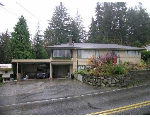 Main Photo: 1037 GATENSBURY Road in Port_Moody: Port Moody Centre House for sale (Port Moody)  : MLS®# V688548