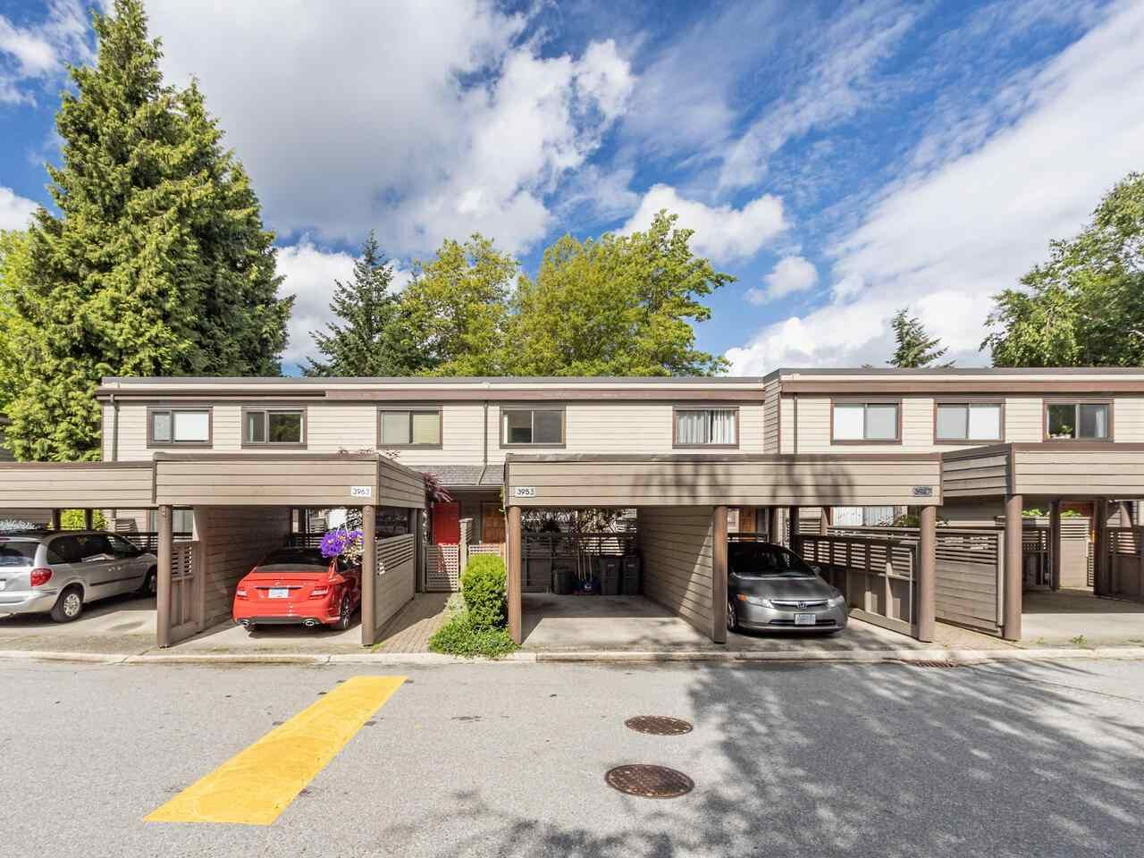 """Main Photo: 3953 PARKWAY Drive in Vancouver: Quilchena Townhouse for sale in """"ARBUTUS VILLAGE"""" (Vancouver West)  : MLS®# R2591201"""