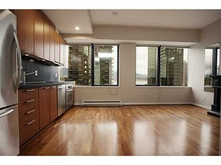 Photo 1: 505 1333 W GEORGIA Street in Vancouver: Coal Harbour Condo for sale (Vancouver West)  : MLS®# V996580