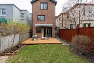 Photo 27: 12 Wiley Avenue in Toronto: Danforth Village-East York House (3-Storey) for sale (Toronto E03)  : MLS®# E5203163