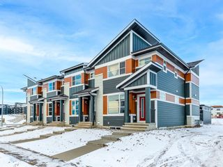Photo 1: 104 Skyview Parade NE in Calgary: Skyview Ranch Row/Townhouse for sale : MLS®# A1065278