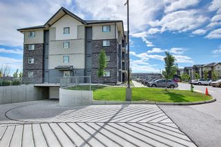 Photo 2: 3303 181 Skyview Ranch Manor NE in Calgary: Skyview Ranch Apartment for sale : MLS®# A1123883