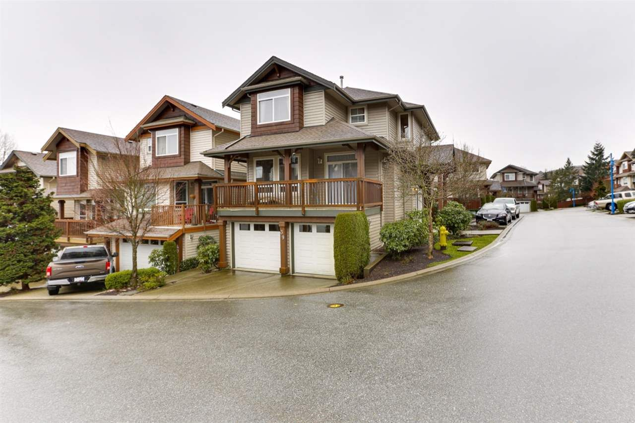 "Main Photo: 39 2381 ARGUE Street in Port Coquitlam: Citadel PQ House for sale in ""The Board Walk"" : MLS®# R2534838"