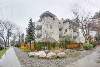 """Photo 1: 101 1515 E 6TH Avenue in Vancouver: Grandview VE Condo for sale in """"WOODLAND TERRACE"""" (Vancouver East)  : MLS®# R2237006"""
