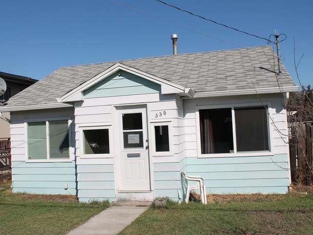 Main Photo: 530 MACKENZIE Avenue in : North Kamloops House for sale (Kamloops)  : MLS®# 127439