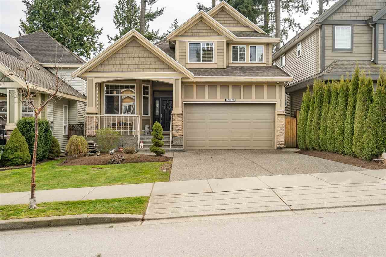 Main Photo: 15078 59A Avenue in Surrey: Sullivan Station House for sale : MLS®# R2561143