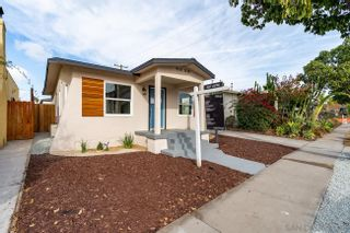 Photo 3: NORMAL HEIGHTS House for sale : 3 bedrooms : 3276-78 Meade Ave in San Diego