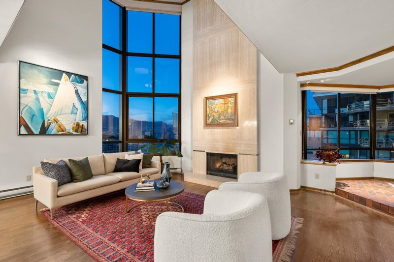 FEATURED LISTING: 2301 - 738 BROUGHTON Street Vancouver