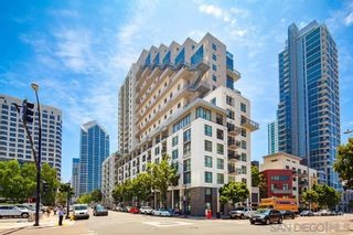 Photo 21: DOWNTOWN Condo for sale : 1 bedrooms : 1240 India Street #104 in San Diego
