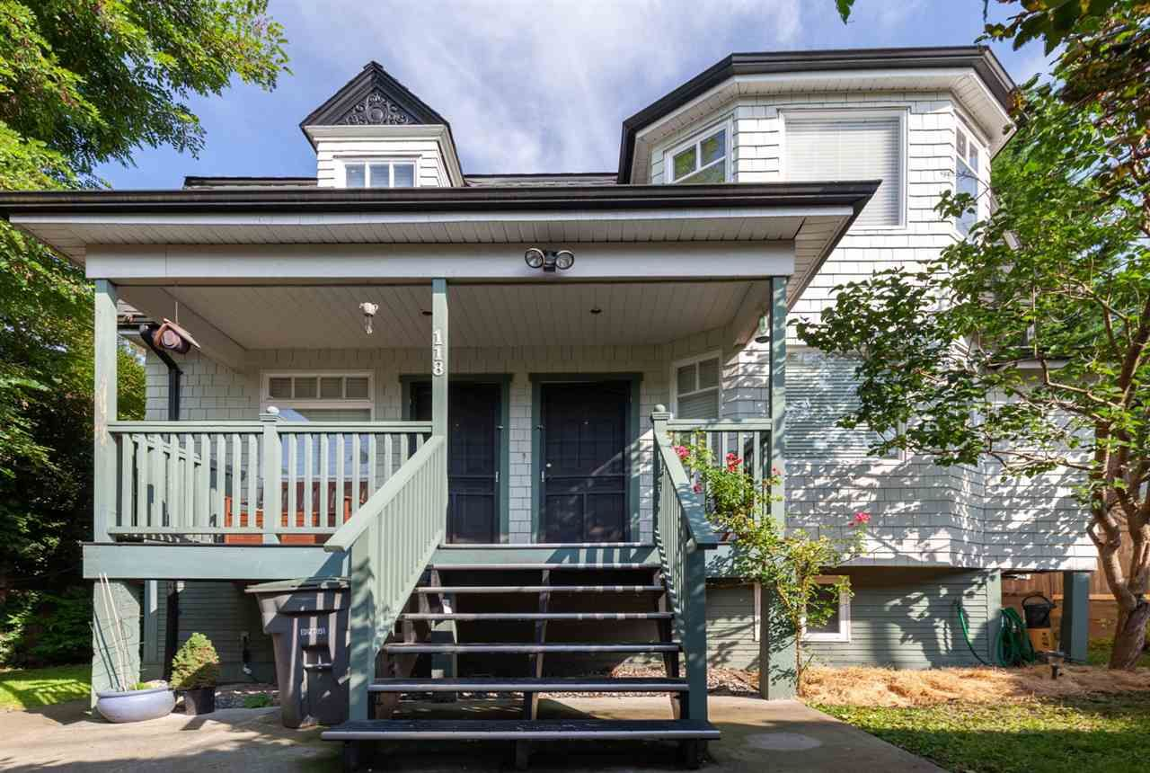 Main Photo: 118 TEMPLETON DRIVE in Vancouver: Hastings House for sale (Vancouver East)  : MLS®# R2408281