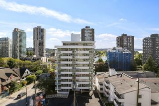 """Photo 12: 708 1100 HARWOOD Street in Vancouver: West End VW Condo for sale in """"Martinique"""" (Vancouver West)  : MLS®# R2583773"""
