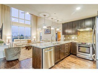 "Photo 8: 403 6480 194 Street in Surrey: Clayton Condo for sale in ""Waterstone"" (Cloverdale)  : MLS®# R2467740"