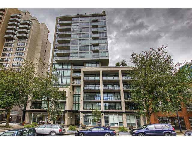 Main Photo: 703 1252 HORNBY STREET in Vancouver: Downtown VW Condo for sale (Vancouver West)  : MLS®# R2409965