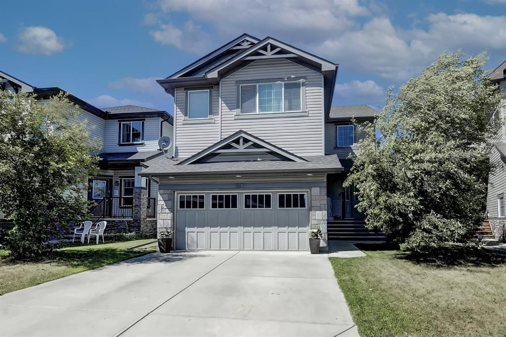 Main Photo: 1178 Kingston Crescent SE: Airdrie Detached for sale : MLS®# A1133679