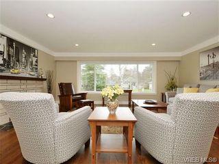 Photo 4: 3524 Henderson Rd in VICTORIA: OB Henderson House for sale (Oak Bay)  : MLS®# 692977