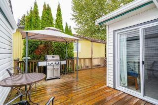 """Photo 23: 36 201 CAYER Street in Coquitlam: Maillardville Manufactured Home for sale in """"WILDWOOD MANUFACTURED HOME PARK"""" : MLS®# R2619875"""