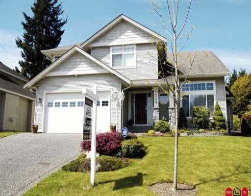 """Main Photo: 1529 161B ST in White Rock: King George Corridor House for sale in """"MERIDIAN PLACE"""" (South Surrey White Rock)  : MLS®# F2609192"""