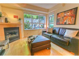 """Photo 4: 2444 W 4TH AV in Vancouver: Kitsilano Condo for sale in """"THE OCTONA"""" (Vancouver West)  : MLS®# V896156"""