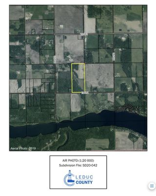 Photo 5: rr 273 twp 481: Rural Leduc County Rural Land/Vacant Lot for sale : MLS®# E4236709