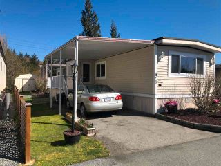 "Photo 2: 47 3300 HORN Street in Abbotsford: Central Abbotsford Manufactured Home for sale in ""GEORGIAN PARK"" : MLS®# R2564322"