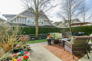 """Photo 29: 36 15450 ROSEMARY HEIGHTS Crescent in Surrey: Morgan Creek Townhouse for sale in """"CARRINGTON"""" (South Surrey White Rock)  : MLS®# R2435526"""