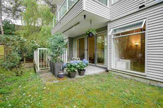 """Main Photo: 103 2733 ATLIN Place in Coquitlam: Coquitlam East Condo for sale in """"ATLIN COURT"""" : MLS®# R2576304"""