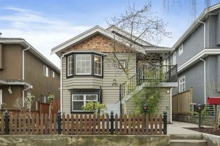 Main Photo: 2790 PARKER STREET in Vancouver: Renfrew VE House for sale (Vancouver East)  : MLS®# R2545603