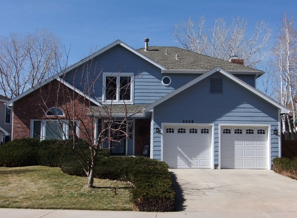 Main Photo: 5359 S Olathe Circle in Centennial: Piney Creek House for sale (AUS)  : MLS®# 1176847