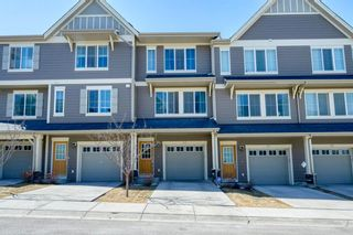 Main Photo: 43 Kinlea Common NW in Calgary: Kincora Row/Townhouse for sale : MLS®# A1089024