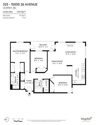 "Photo 2: 323 15850 26 Avenue in Surrey: Grandview Surrey Condo for sale in ""SUMMIT HOUSE"" (South Surrey White Rock)  : MLS®# R2621000"