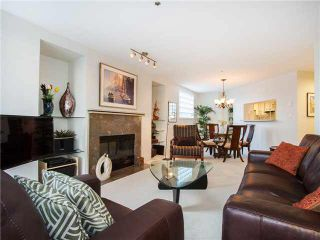 """Photo 4: 102 1502 ISLAND PARK Walk in Vancouver: False Creek Condo for sale in """"THE LAGOONS"""" (Vancouver West)  : MLS®# V1108312"""