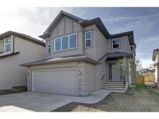 Photo 1: 116 CRANRIDGE Crescent SE in Calgary: Cranston House for sale : MLS®# C4008758