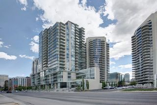 Photo 1: 608 1025 5 Avenue SW in Calgary: Downtown West End Apartment for sale : MLS®# A1115719