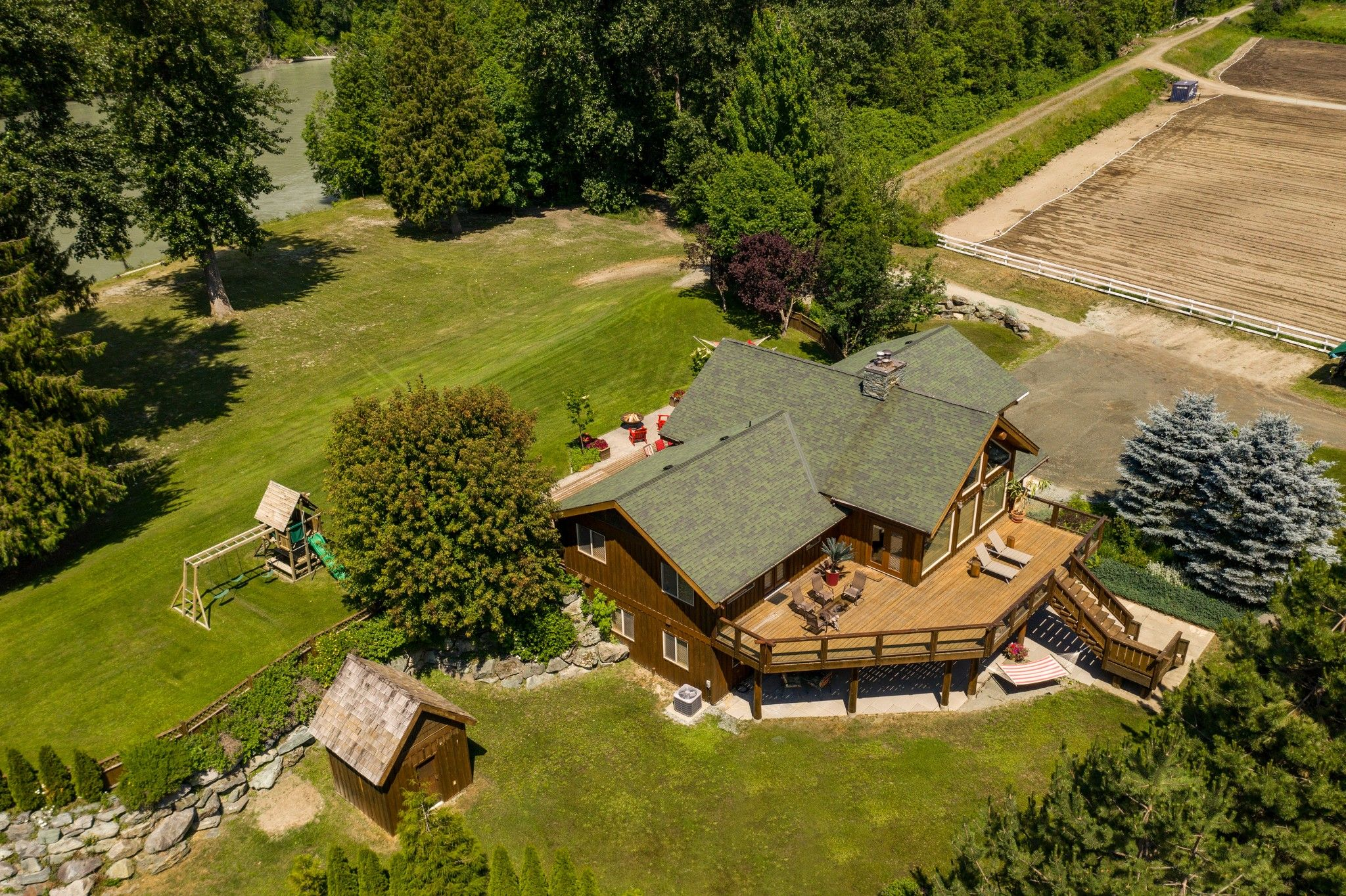 Photo 28: Photos: 1527 Fraser Road in Pembertin: House for sale