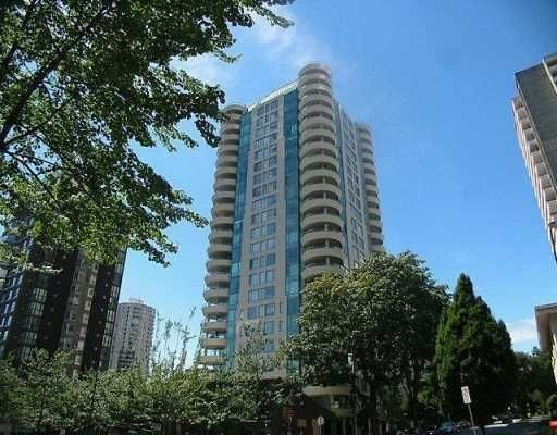 """Main Photo: 605 1020 HARWOOD Street in Vancouver: West End VW Condo for sale in """"THE CRYSTALLIS"""" (Vancouver West)  : MLS®# V776368"""