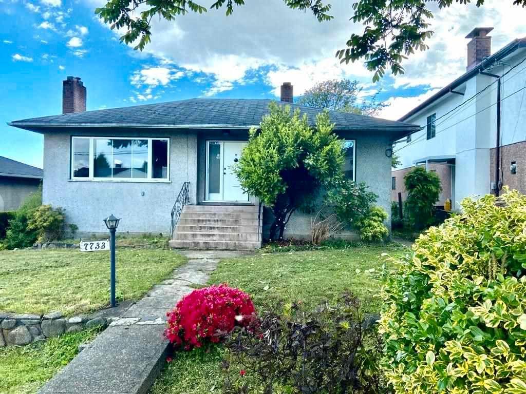 Main Photo: 7733 BURGESS Street in Burnaby: Edmonds BE House for sale (Burnaby East)  : MLS®# R2584837