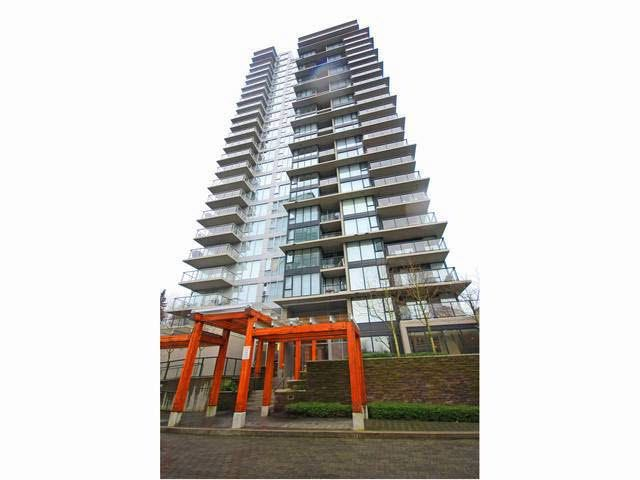 Main Photo: 1206 651 NOOTKA WAY in : Port Moody Centre Condo for sale : MLS®# V1101453