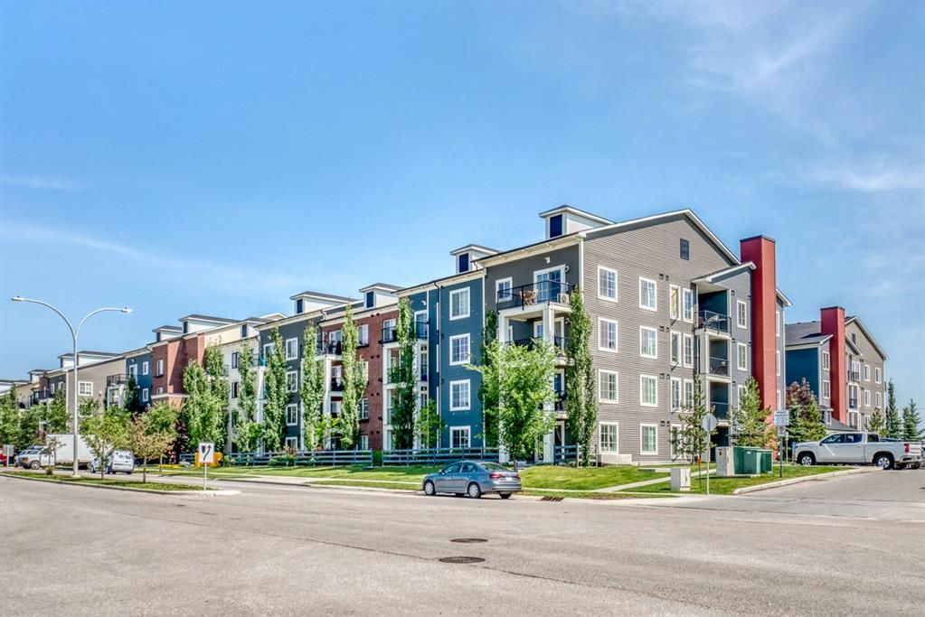 Main Photo: 1405 755 Copperpond Boulevard SE in Calgary: Copperfield Apartment for sale : MLS®# A1128208