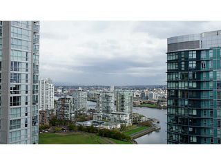 Photo 6: 2901 455 Beach Crescent in Vancouver: Yaletown Condo  (Vancouver West)  : MLS®# V1058774