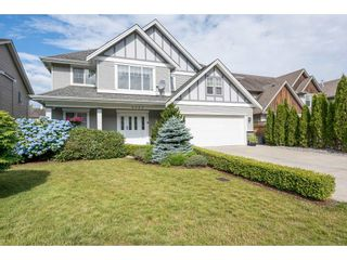 """Photo 1: 4063 CHANNEL Street in Abbotsford: Abbotsford East House for sale in """"Sandyhill"""" : MLS®# R2078342"""