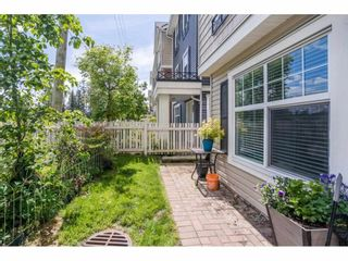 """Photo 3: 105 32789 BURTON Avenue in Mission: Mission BC Townhouse for sale in """"SILVER CREEK"""" : MLS®# R2582056"""