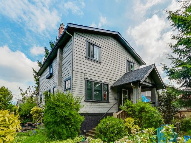 Main Photo: 1205 E 19TH AV in Vancouver: Knight House for sale (Vancouver East)  : MLS®# V1122143