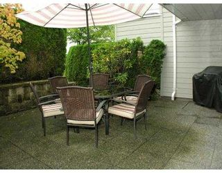 "Photo 10: 49 323 GOVERNORS Court in New Westminster: Fraserview NW Townhouse for sale in ""GOVERNORS COURT"" : MLS®# V851506"
