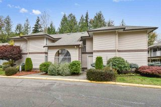 "Photo 1: 308 1750 MCKENZIE Road in Abbotsford: Central Abbotsford Townhouse for sale in ""ALDERGLEN"" : MLS®# R2513360"