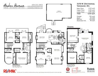"""Photo 20: 3178 W 23RD Avenue in Vancouver: Dunbar House for sale in """"Dunbar"""" (Vancouver West)  : MLS®# R2005334"""